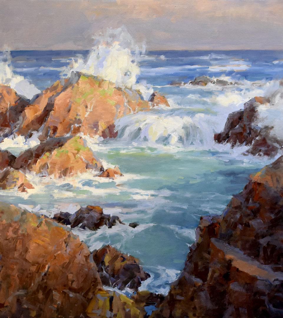 Montgomery-Lee Fine Art   Monterey Magic