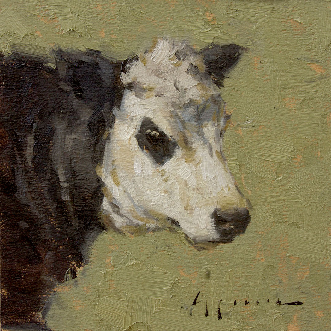 Montgomery-Lee Fine Art   Black Eye