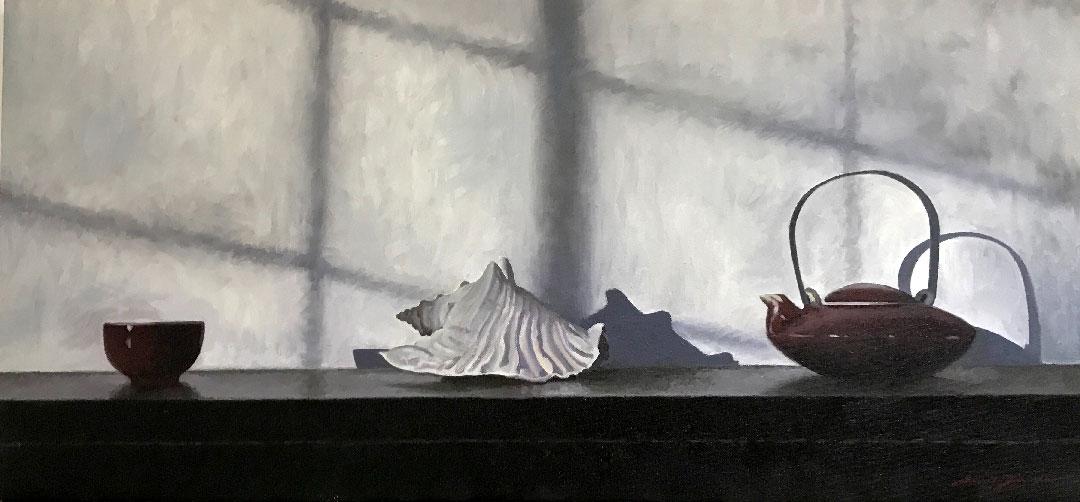 Montgomery-Lee Fine Art | Transitioning Shadows