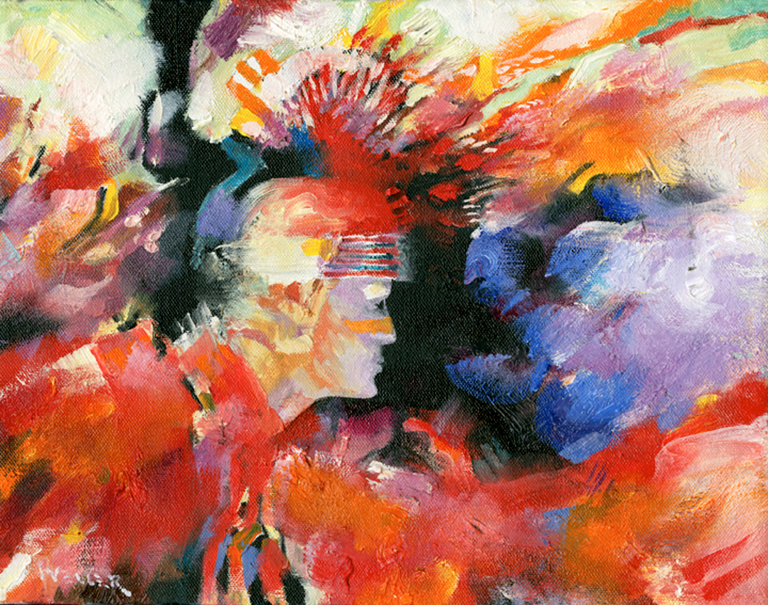 Montgomery-Lee Fine Art   A Wind River Dance