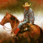 Cowboy Study B