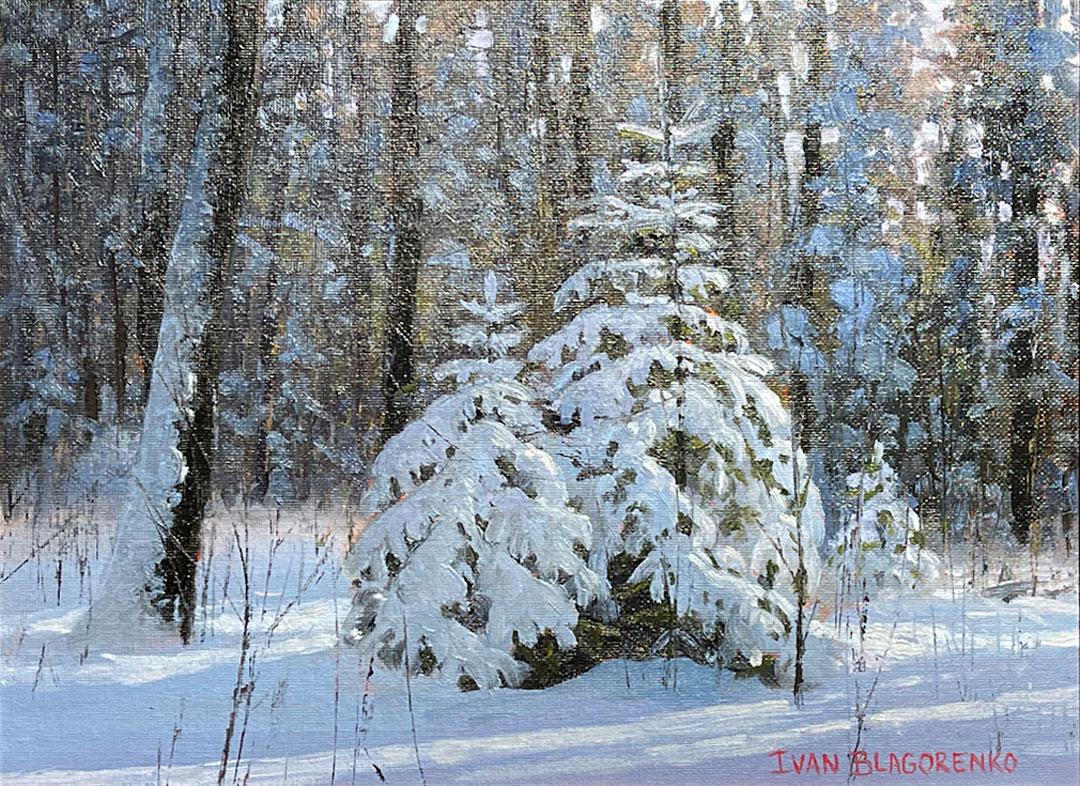 Montgomery-Lee Fine Art   Back Country Memories