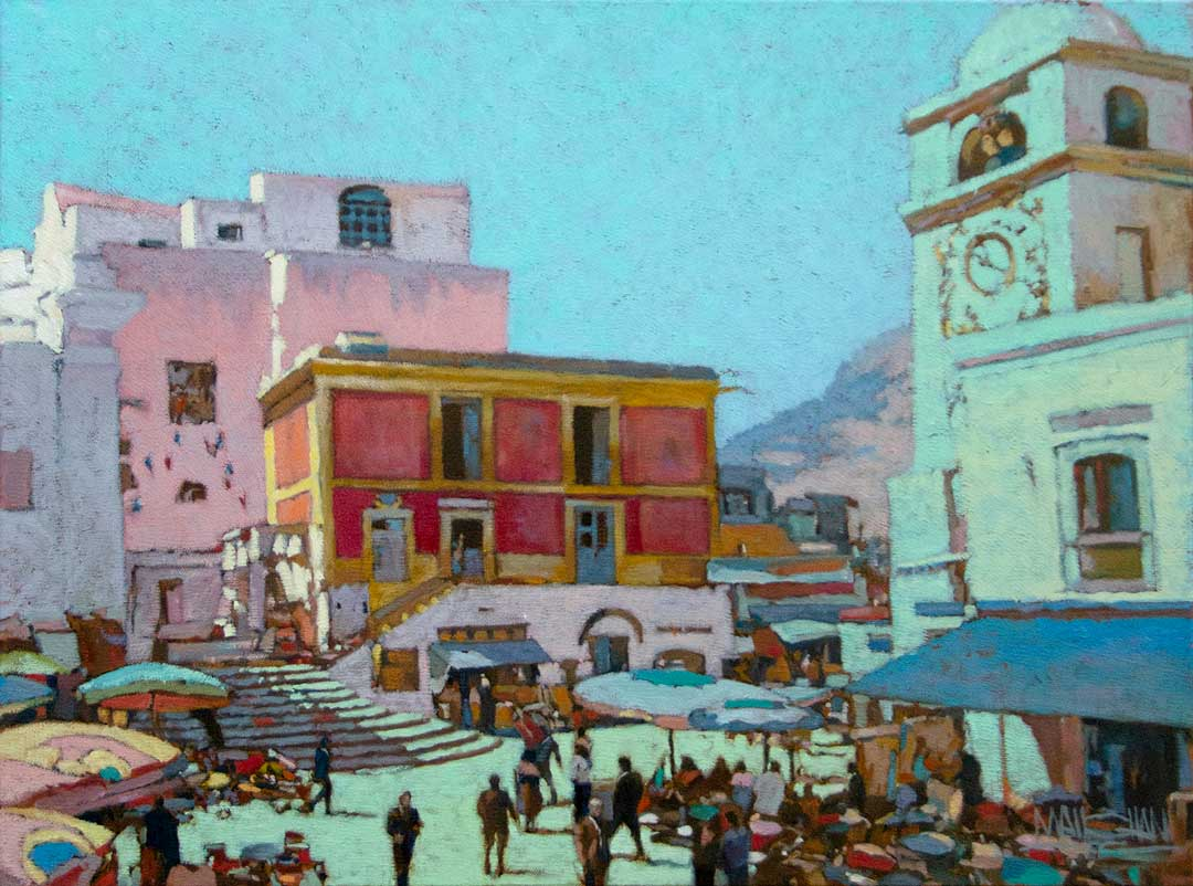Montgomery-Lee Fine Art | On the Square