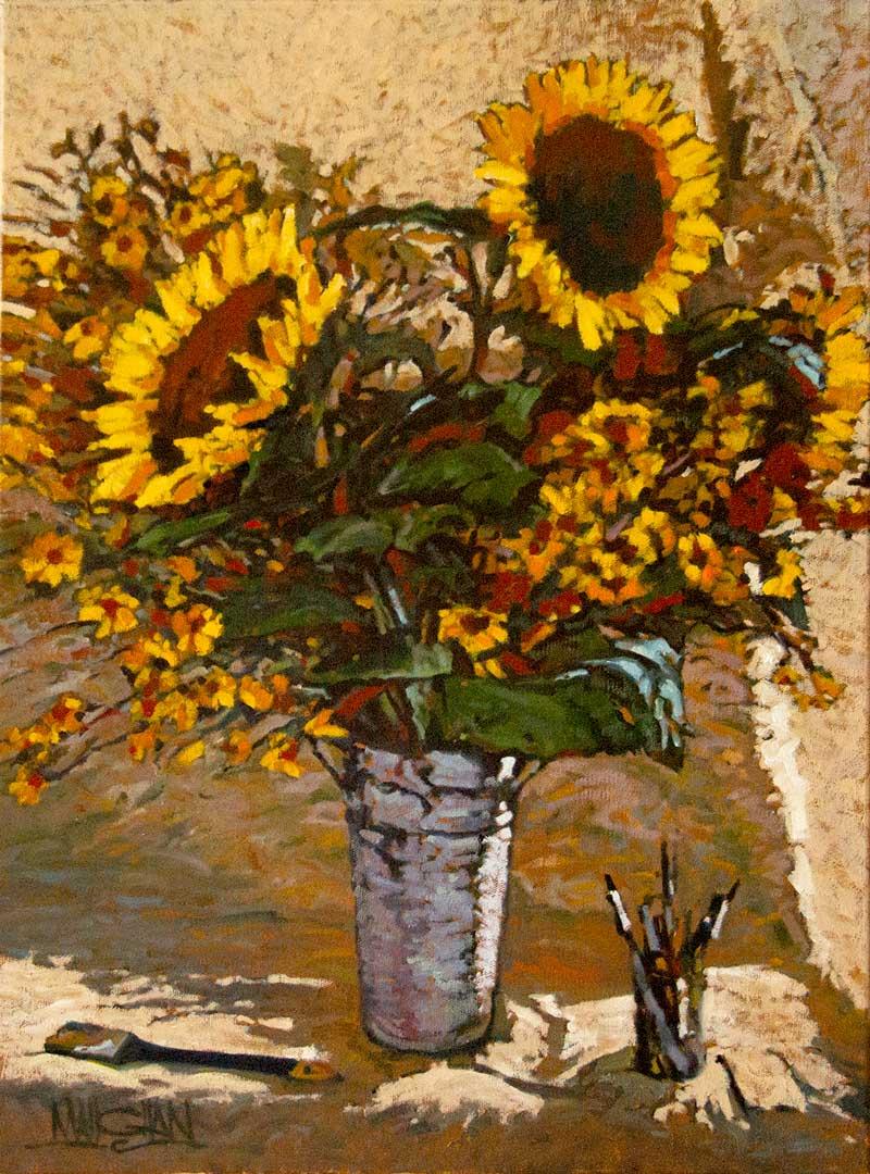Montgomery-Lee Fine Art | Spring Color