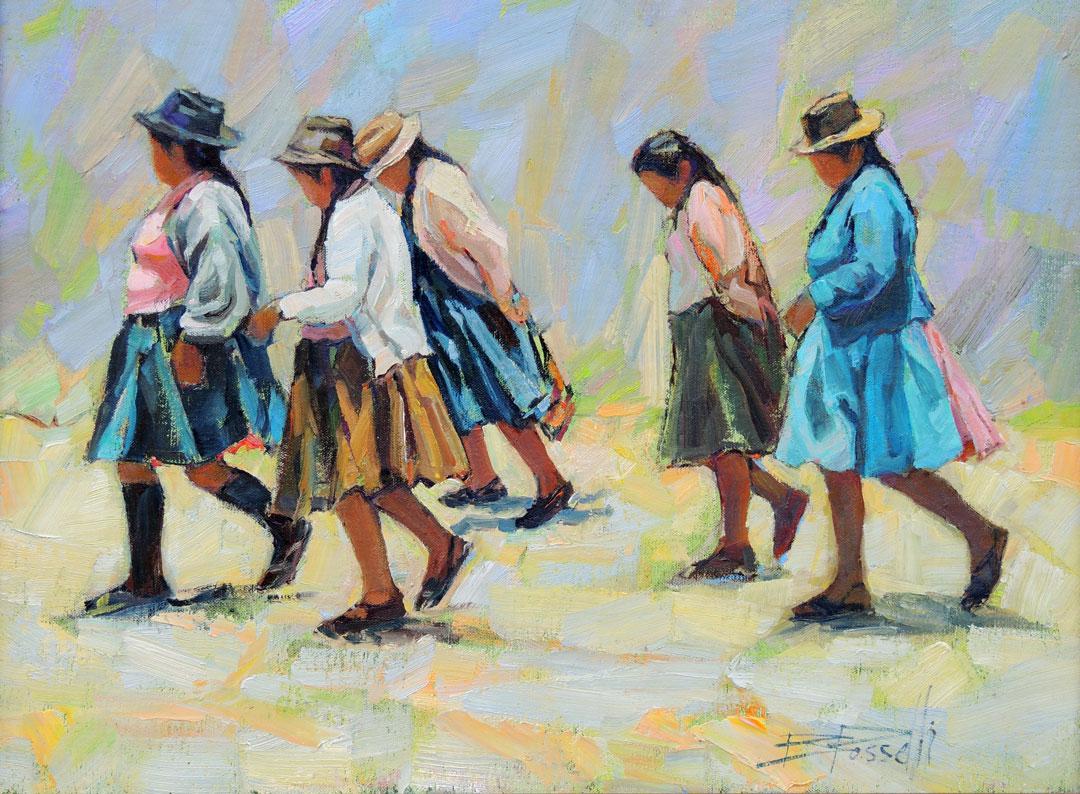 Montgomery-Lee Fine Art | Amigos