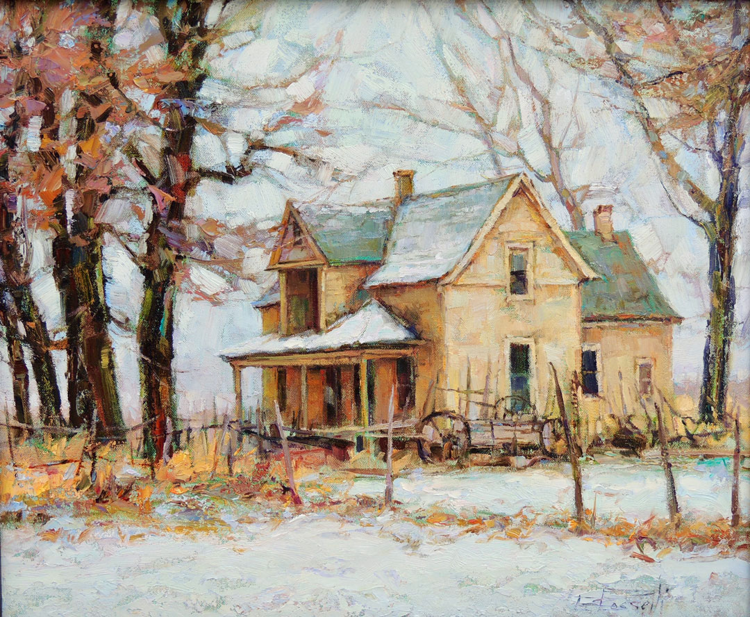 Montgomery-Lee Fine Art   Echoes of Time