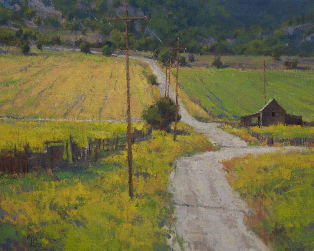 Montgomery-Lee Fine Art   The Passage of Time