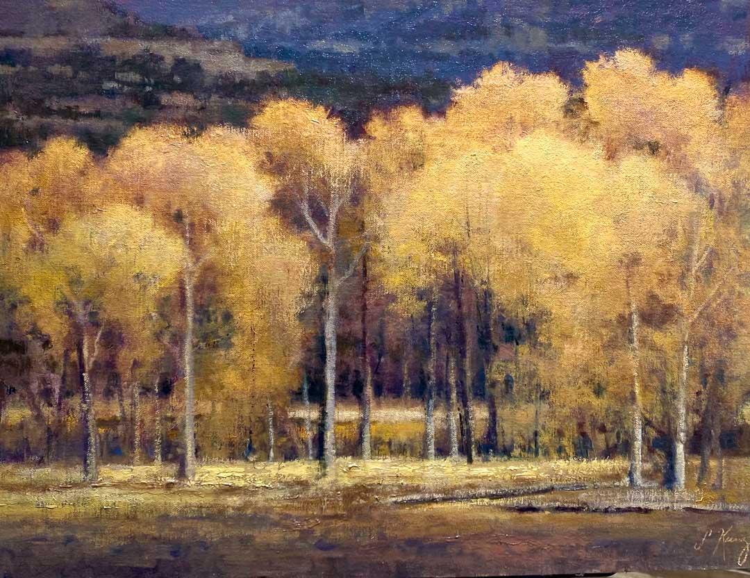 Montgomery-Lee Fine Art | Grand Finale