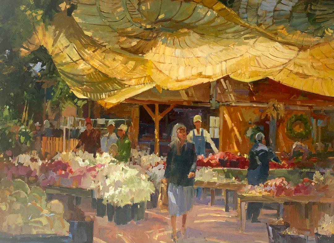 Montgomery-Lee Fine Art | Market Place