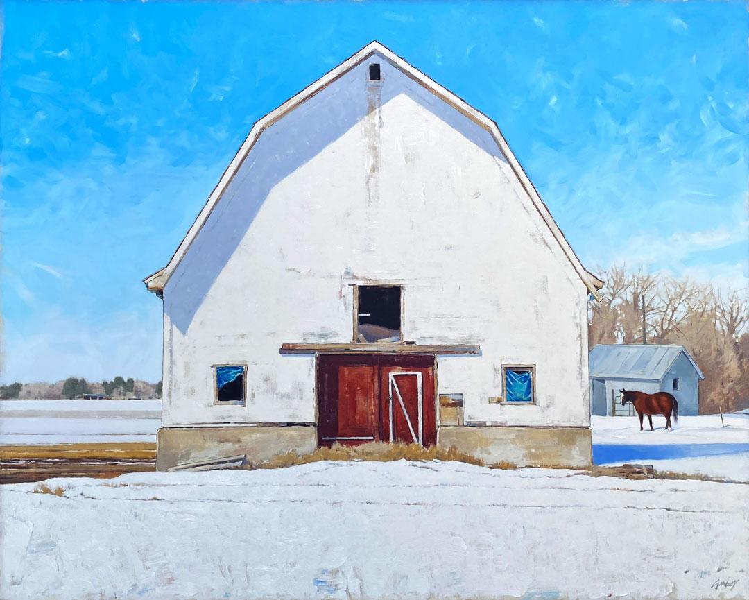 Montgomery-Lee Fine Art   Horse Property