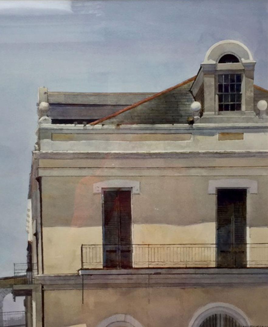 Montgomery-Lee Fine Art   French Quarter Legacy