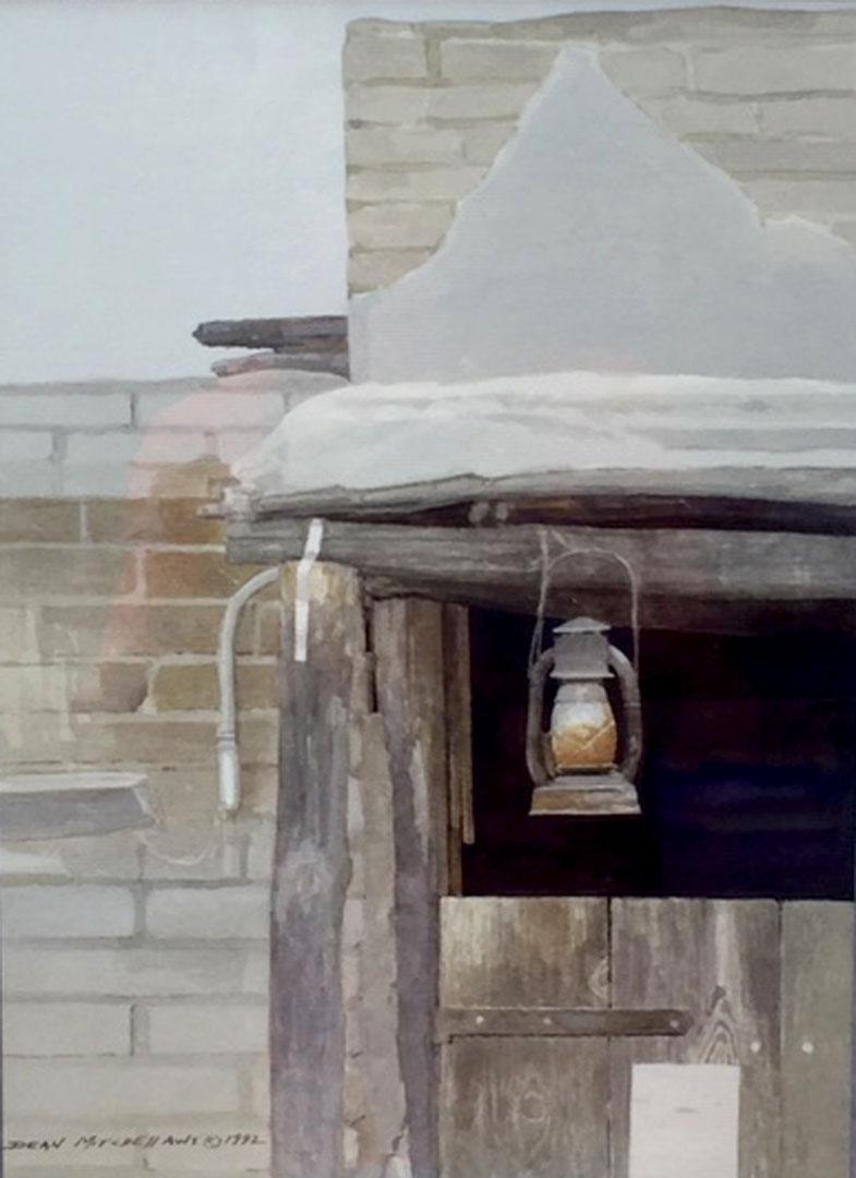 Montgomery-Lee Fine Art   Old Tuscon