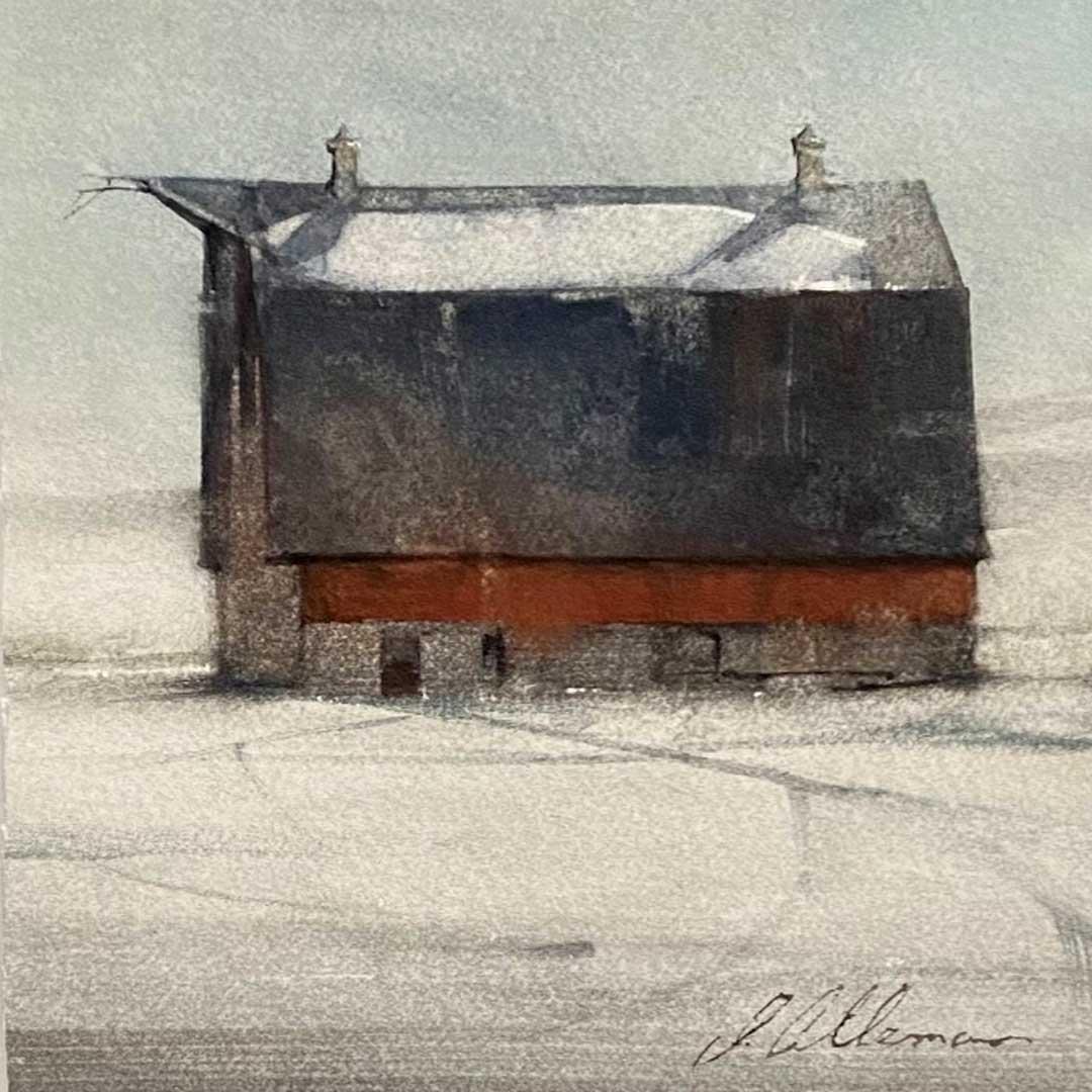 Montgomery-Lee Fine Art | Winter Profile