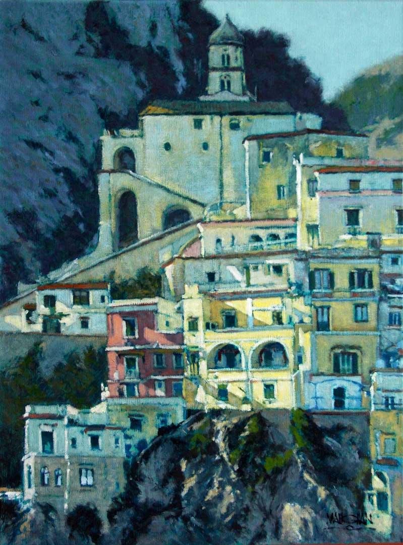 Montgomery-Lee Fine Art | Amalfi