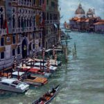 Noon on the Grand Canal