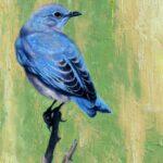 Blue Bird Right