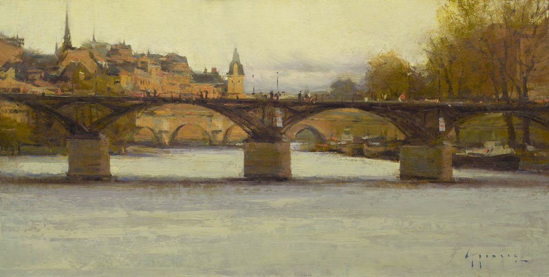 Montgomery-Lee Fine Art | Pont des Arts