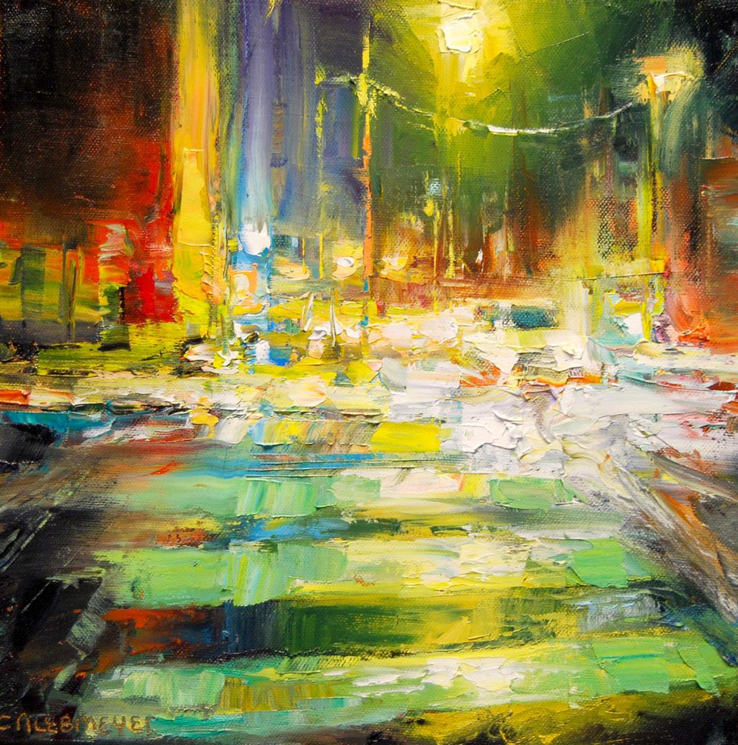 Montgomery-Lee Fine Art   Lighting the Path