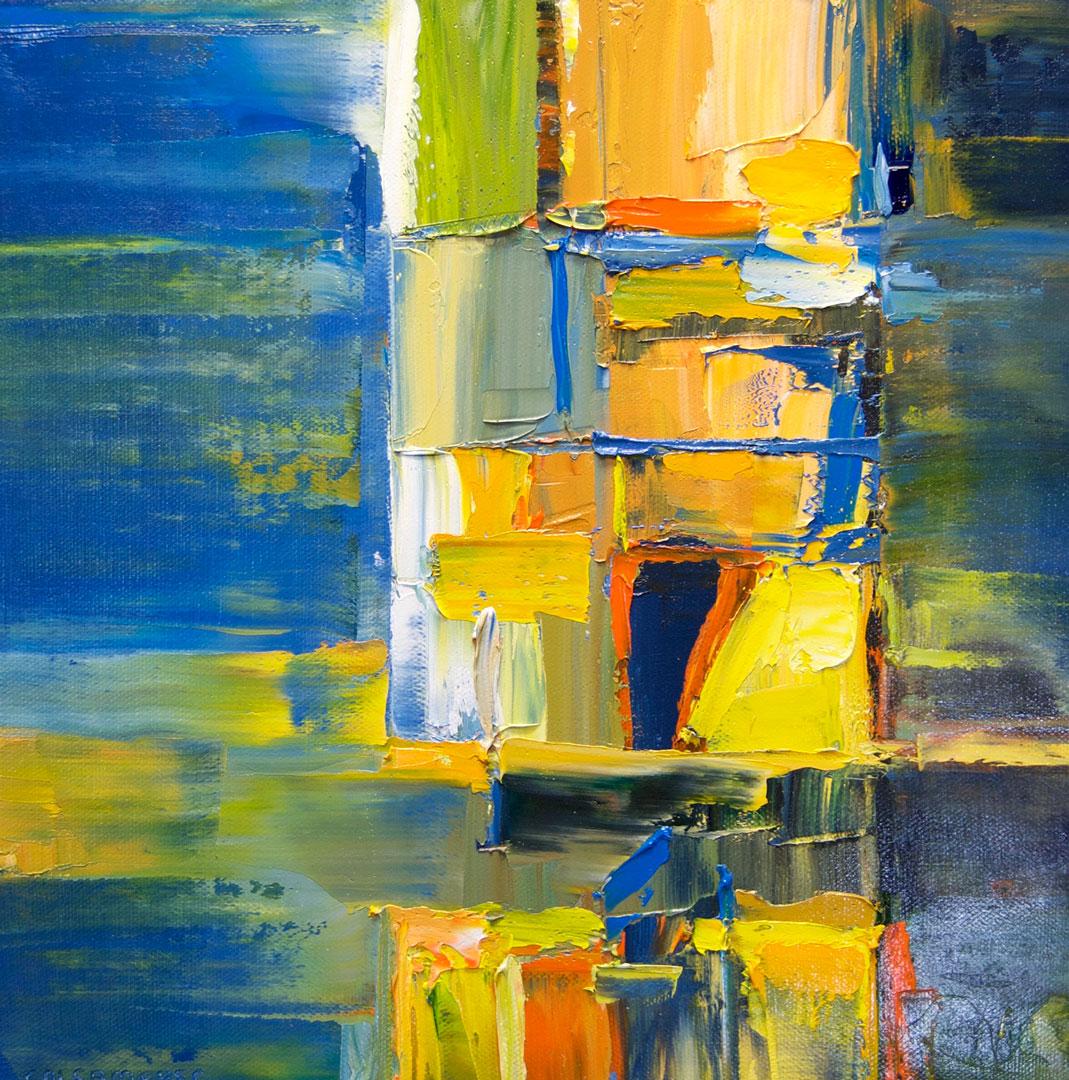 Montgomery-Lee Fine Art | Stacked Light