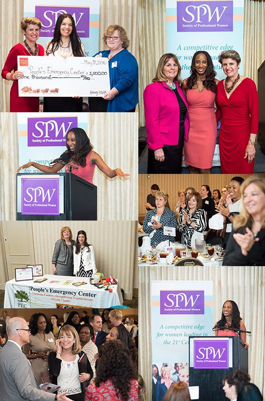 SPW May 12, 2016 From Homeless To Award-WInning Attorney: Don't Be Afraid, Be Fearless