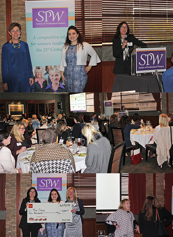 SPW April 19, 2018 Increase Your Career Satisfaction & Success: 3 Steps To Get You Started