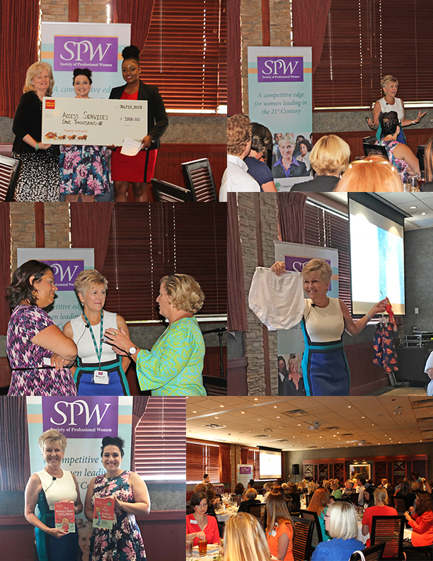 SPW July 12, 2018 Leadership & Your Inner Monologue: Harnessing the Power of Self-Talk