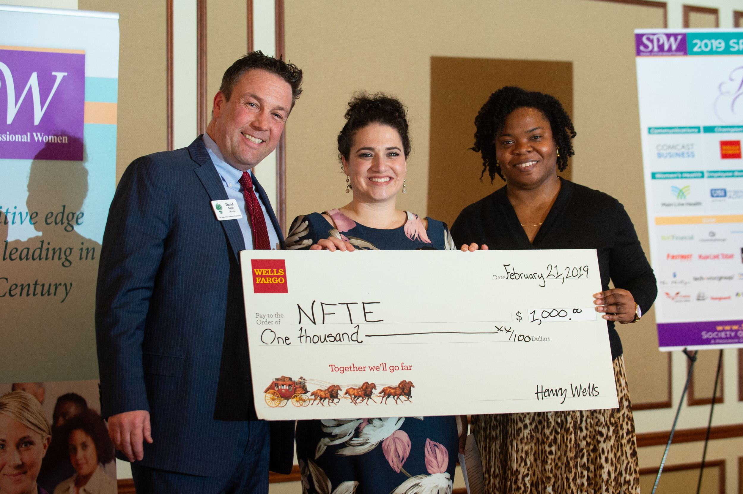 Featured Non-Profit:  NFTE