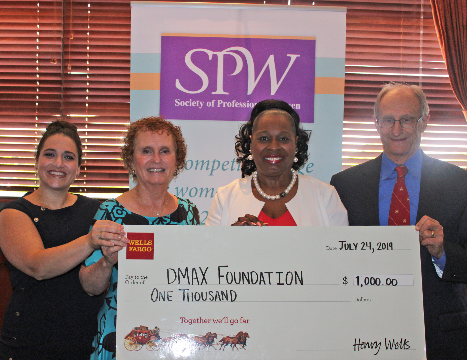Featured Non-Profit: DMAX Foundation