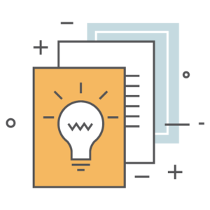 Illustration of custom data solution