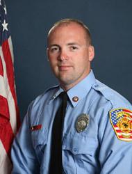 Lt. Jeremy Messersmith - Fire Number Sign Maintenance