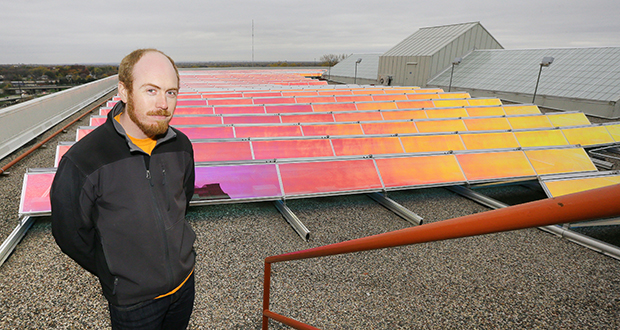 Sustainable: Third-party solar ownership takes off