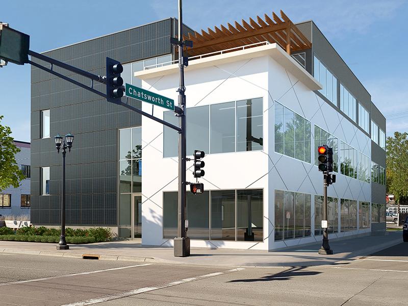 981 University Avenue in St. Paul - Office Development