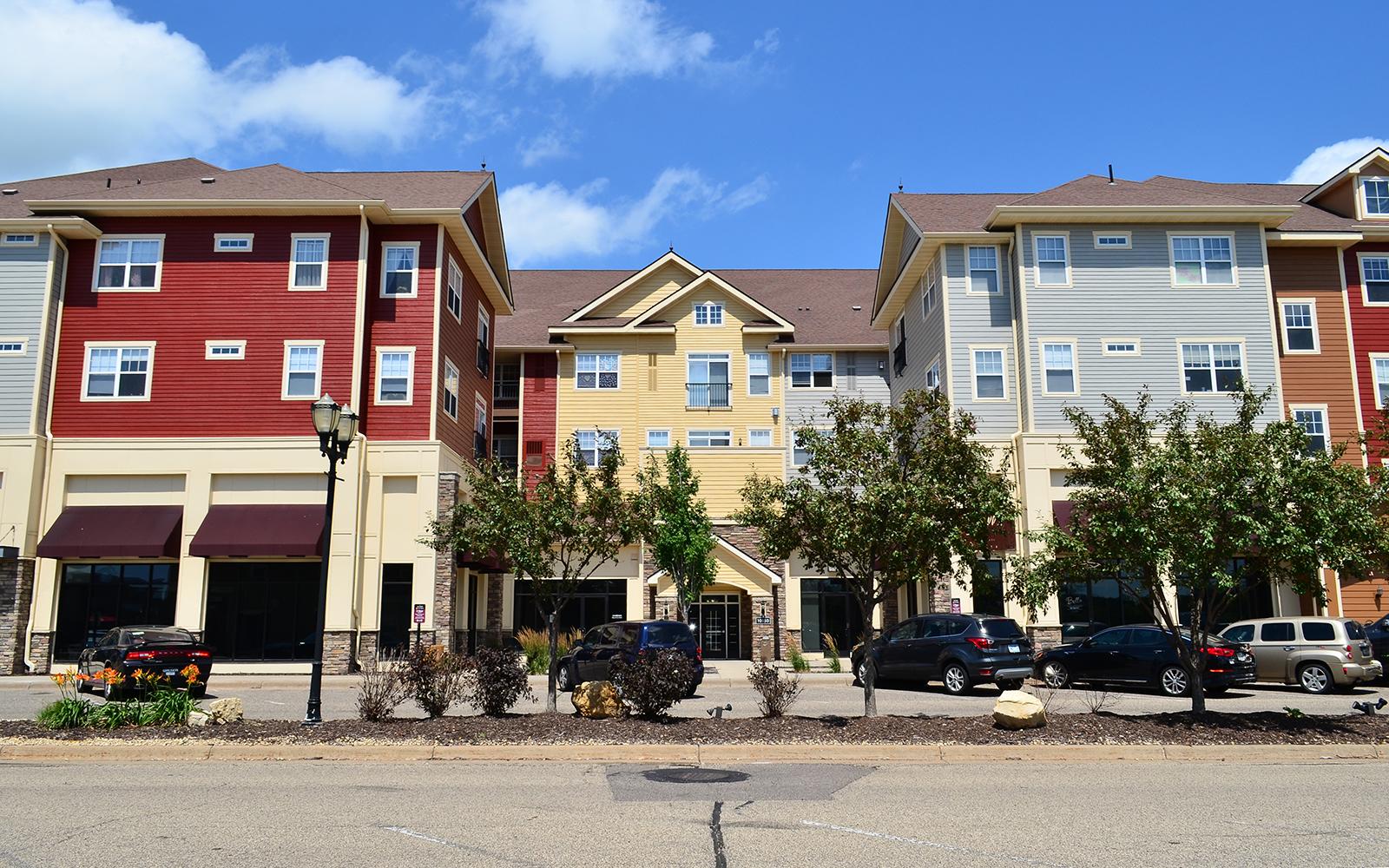 City Walk Flats in Woodbury, MN