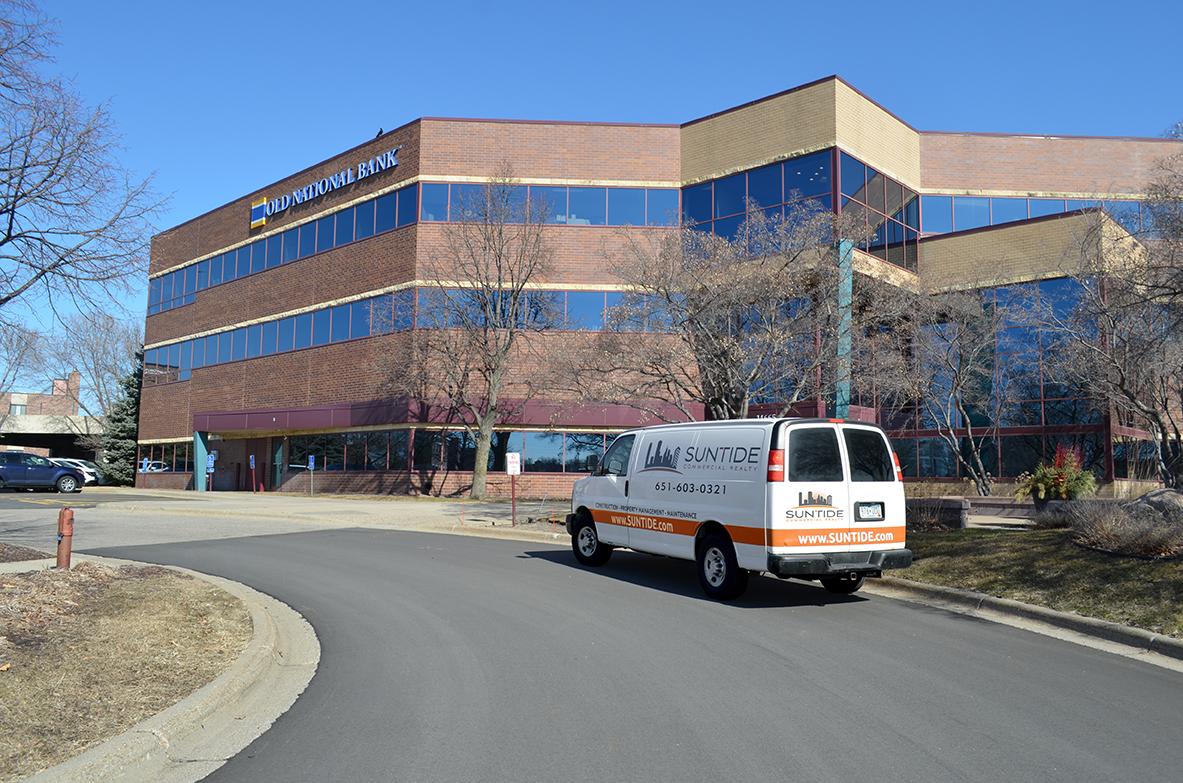 Property Building Management, Suntide Maintenance Van