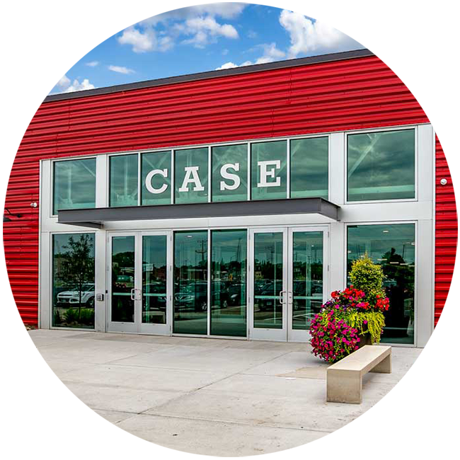 Case Building in St. Paul