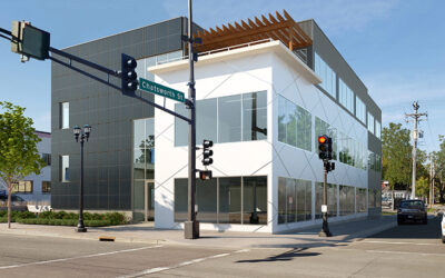 Suntide's Commitment to Enhance Midway Continues with New Office Building at 981 University