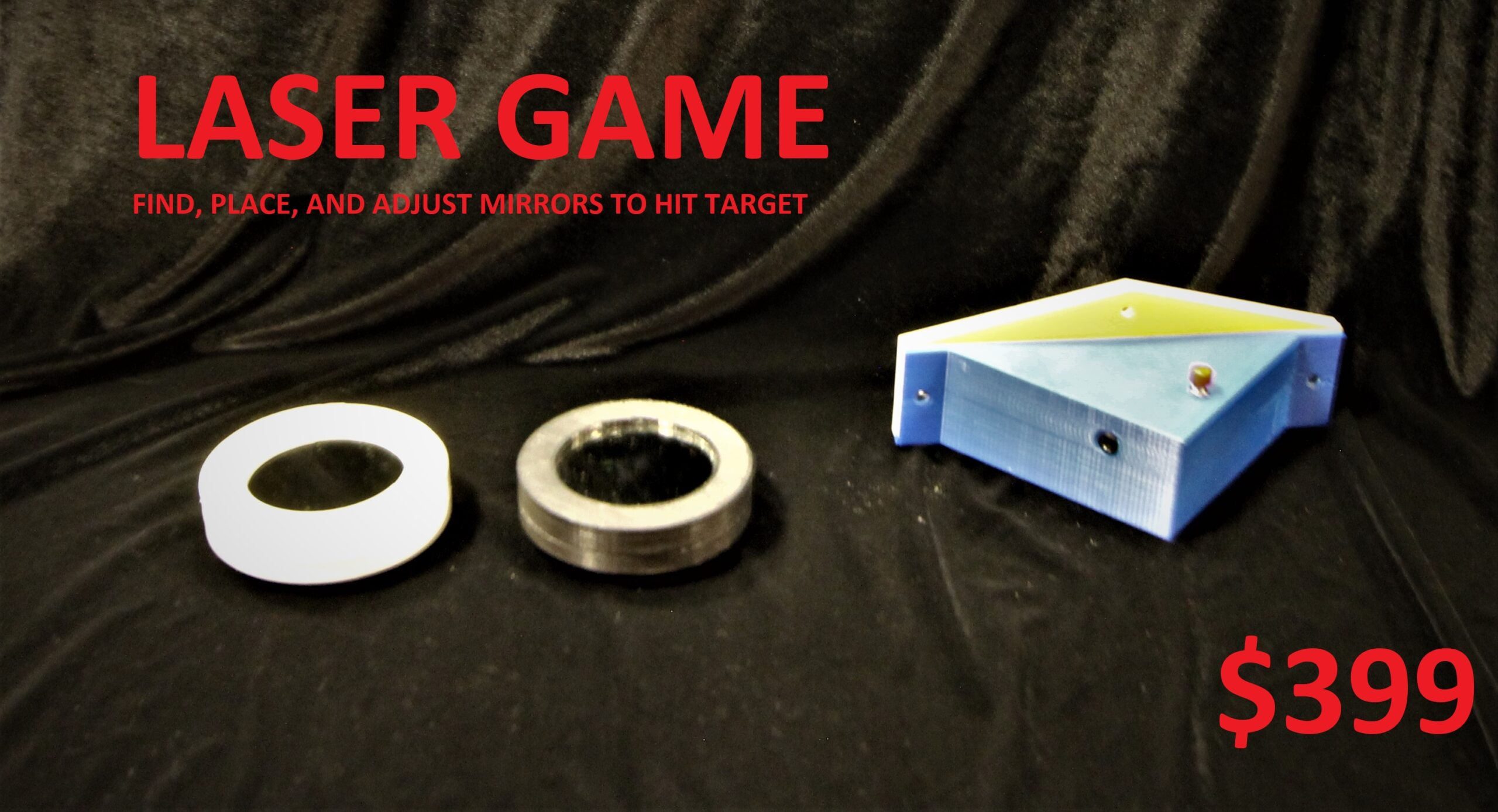 Laser Game Image