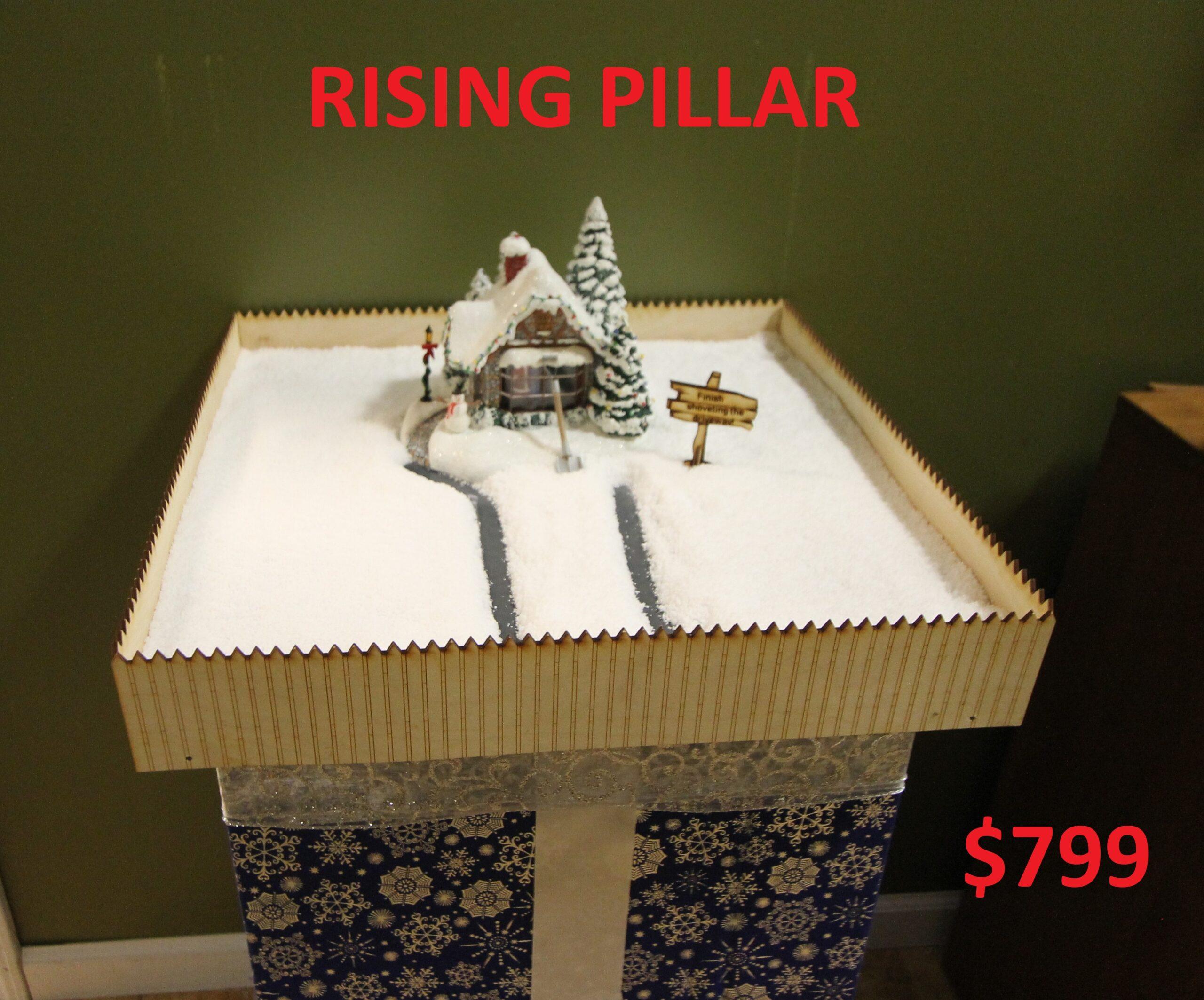 Rising Pillar Image
