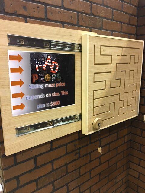 Sliding Maze 20 Image