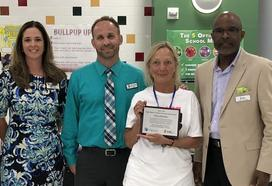 Flagler Schools Present Diversity Awards