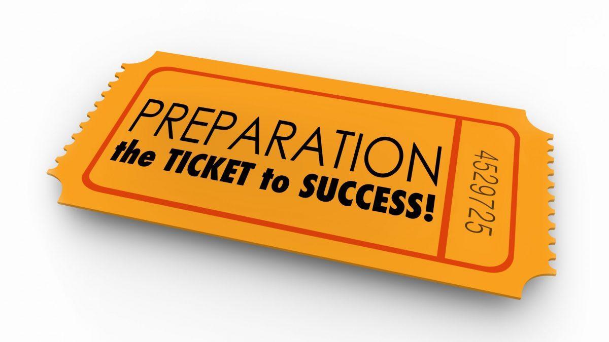 How do I prepare for my call - LivesAlign Preparation Ticket to Success