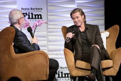 35th Santa Barbara International Film Festival -  Maltin Modern Master Award - Brad Pitt