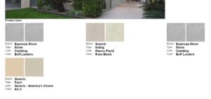 Profiles stone design visualizer