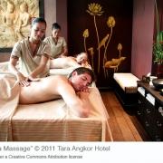 The Magic of Massage