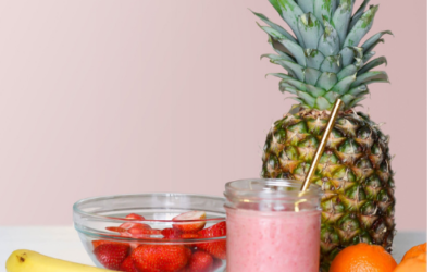 Three Areas of Health Improved by Smoothies