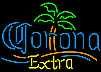 CoronaExtra_Sign_palm_tree_neon