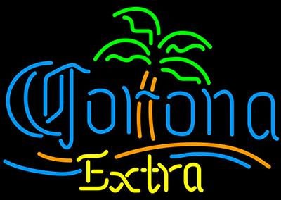 CoronaExtra_Sign_palm_tree_neon