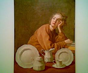 John Currin at Gagosian Gallery