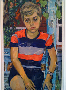 Alice Neel Portraits @ David Zwirner, NY