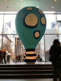 Tim Burton Retrospective, MoMA, NY